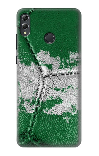 Printed Nigeria Flag Vintage Football 2018 Huawei Honor 8X Max Case