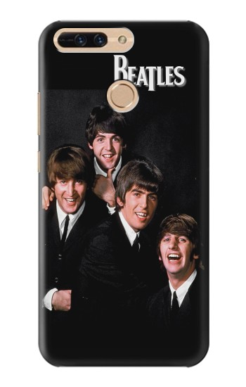 Printed The Beatles Huawei Ascend MATE7 Case