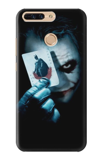 Printed Joker Huawei Ascend MATE7 Case