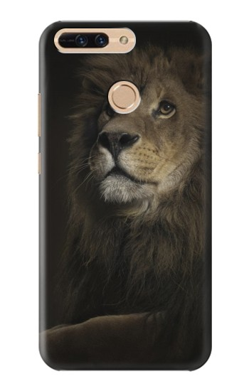 Printed Lion Huawei Ascend MATE7 Case