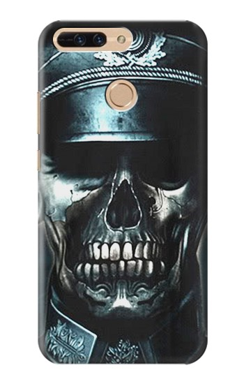 Printed Skull Soldier Zombie Huawei Ascend MATE7 Case