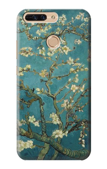 Printed Blossoming Almond Tree Van Gogh Huawei Ascend MATE7 Case