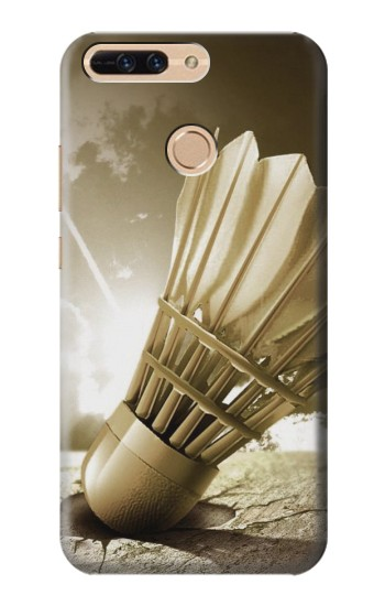 Printed Badminton Sport Art Huawei Ascend MATE7 Case