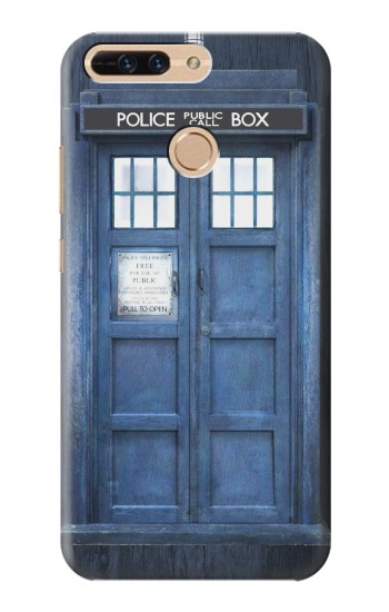 Printed Doctor Who Tardis Huawei Ascend MATE7 Case