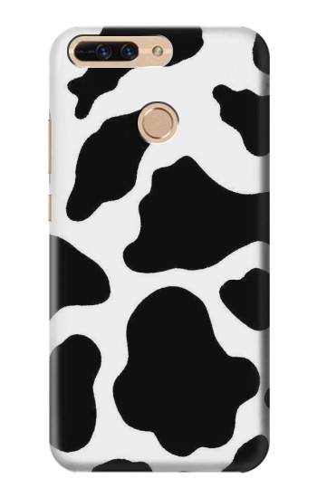 Printed Seamless Cow Pattern Huawei Ascend MATE7 Case