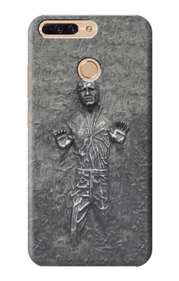 Printed Han Solo in Carbonite Huawei Ascend MATE7 Case
