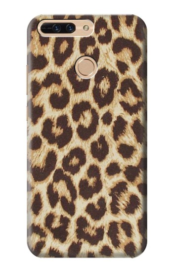 Printed Leopard Pattern Graphic Printed Huawei Ascend MATE7 Case