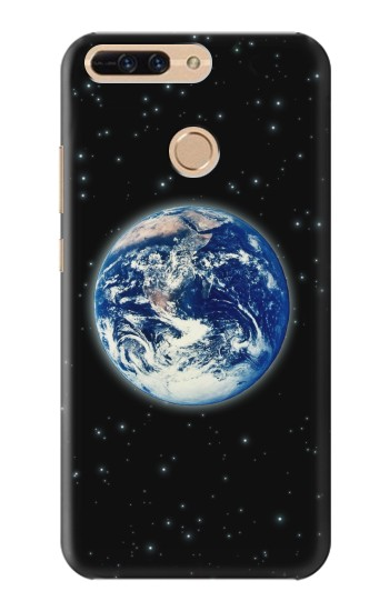 Printed Earth Planet Space Star nebula Huawei Ascend MATE7 Case