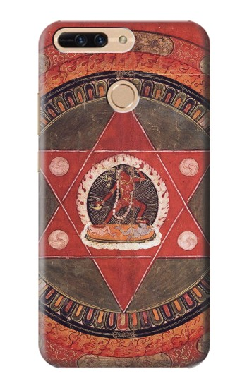 Printed Tibetan Mandala of the Naropa Tradition Huawei Ascend MATE7 Case