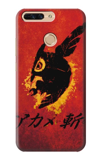 Printed Akame Ga Kill Night Raid Huawei Ascend MATE7 Case