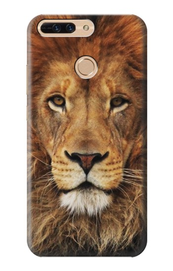 Printed Lion King of Beasts Huawei Ascend MATE7 Case
