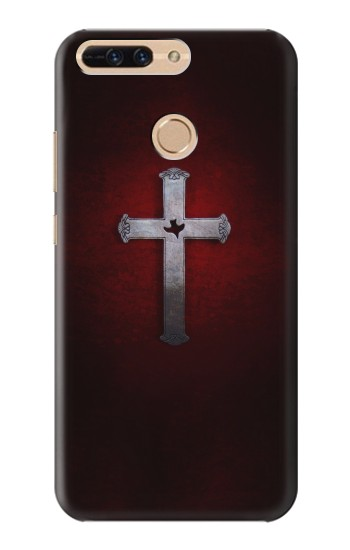 Printed Christian Cross Huawei Ascend MATE7 Case