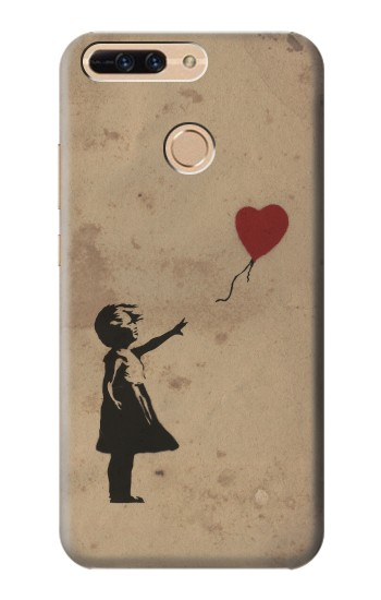 Printed Girl Heart Out of Reach Huawei Ascend MATE7 Case