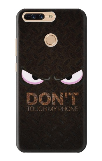 Printed Do Not Touch My Phone Huawei Ascend MATE7 Case