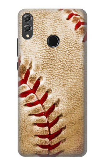Printed Baseball Huawei Honor 8X Case