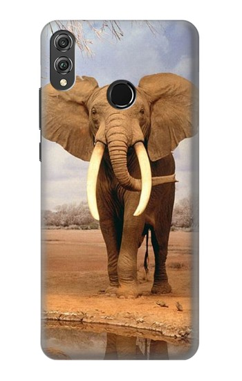 Printed African Elephant Huawei Honor 8X Case