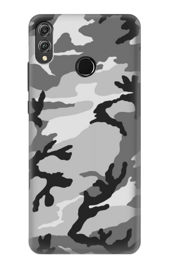Printed Snow Camo Camouflage Graphic Printed Huawei Honor 8X Case
