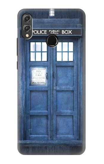 Printed Doctor Who Tardis Huawei Honor 8X Case