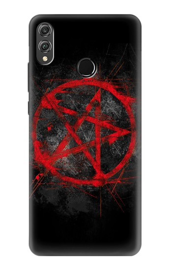 Printed Pentagram Huawei Honor 8X Case