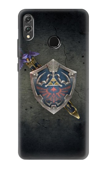 Printed Legend of Zelda Shield Huawei Honor 8X Case