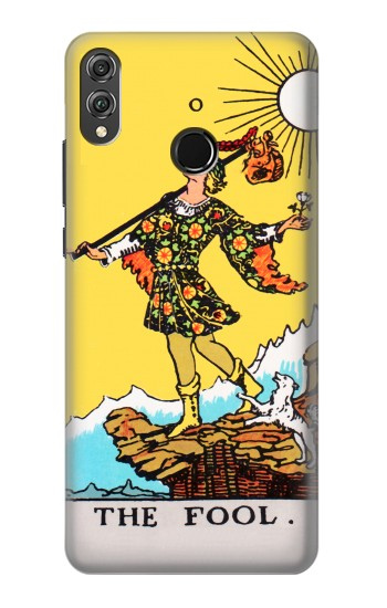 Printed Tarot Card The Fool Huawei Honor 8X Case