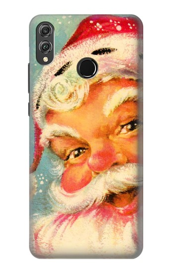 Printed Christmas Vintage Santa Huawei Honor 8X Case