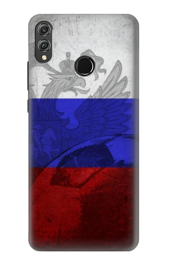 Printed Russia Football Flag Huawei Honor 8X Case