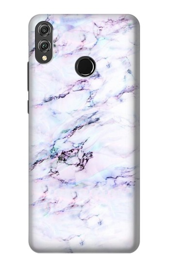 Printed Seamless Pink Marble Huawei Honor 8X Case