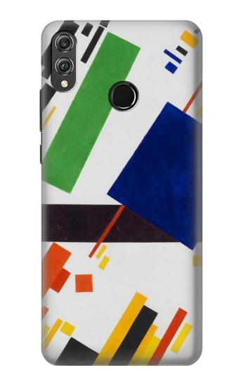 Printed Kazimir Malevich Suprematist Composition Huawei Honor 8X Case