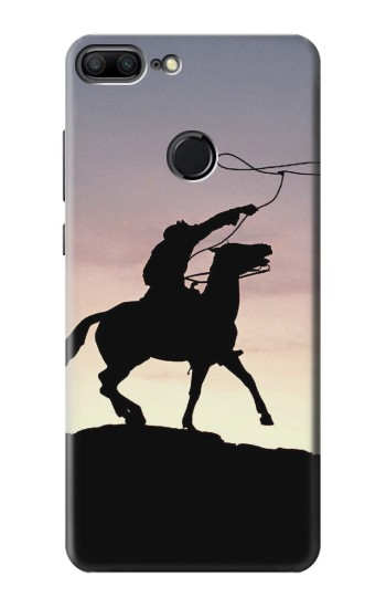 Printed Cowboy Huawei Honor 9 Lite Case