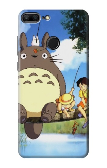 Printed Totoro and Friends Huawei Honor 9 Lite Case