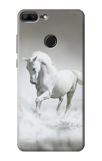 Printed White Horse Huawei Honor 9 Lite Case