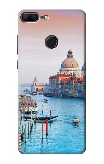 Printed Beauty of Venice Italy Huawei Honor 9 Lite Case