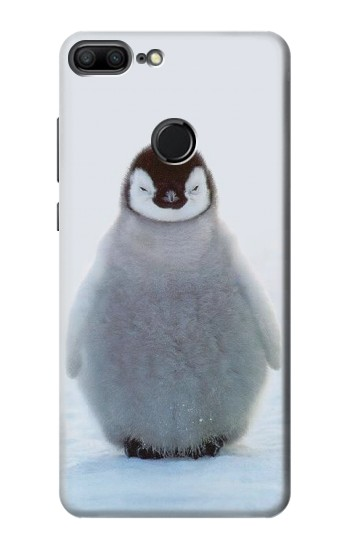 Printed Penguin Ice Huawei Honor 9 Lite Case