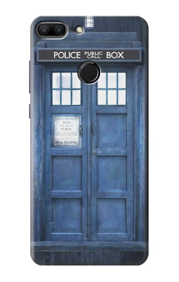 Printed Doctor Who Tardis Huawei Honor 9 Lite Case