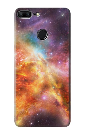 Printed Nebula Rainbow Space Huawei Honor 9 Lite Case