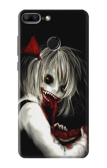 Printed Creepypasta Creepy Pasta Huawei Honor 9 Lite Case