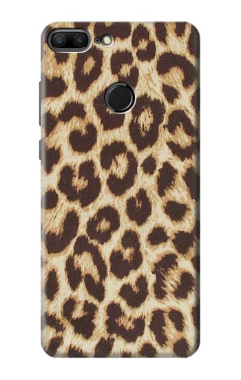 Printed Leopard Pattern Graphic Printed Huawei Honor 9 Lite Case