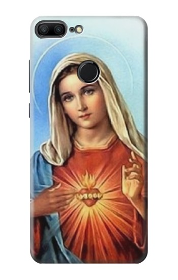 Printed The Virgin Mary Santa Maria Huawei Honor 9 Lite Case
