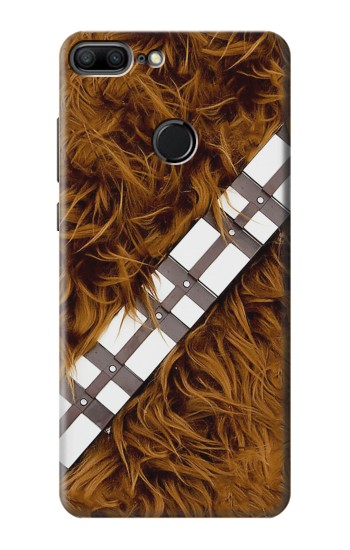 Printed Chewbacca Huawei Honor 9 Lite Case