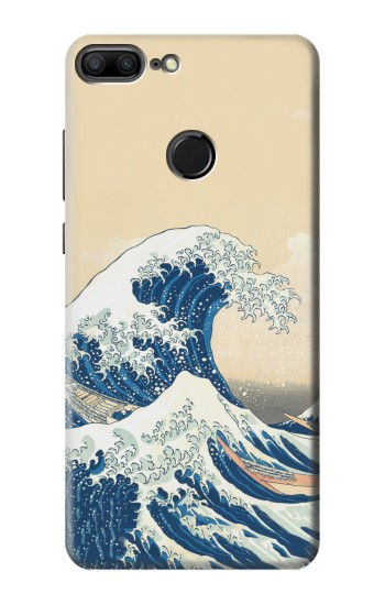 Printed Under the Wave off Kanagawa Huawei Honor 9 Lite Case