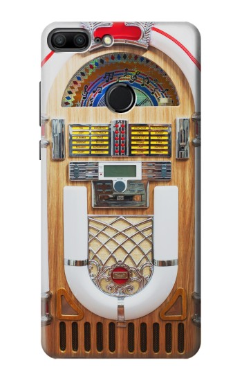 Printed Jukebox Music Playing Device Huawei Honor 9 Lite Case