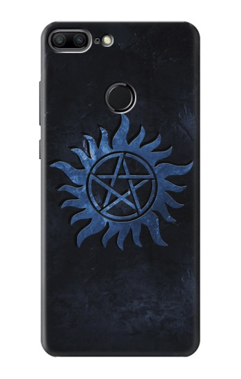 Printed Supernatural Anti Possession Symbol Huawei Honor 9 Lite Case