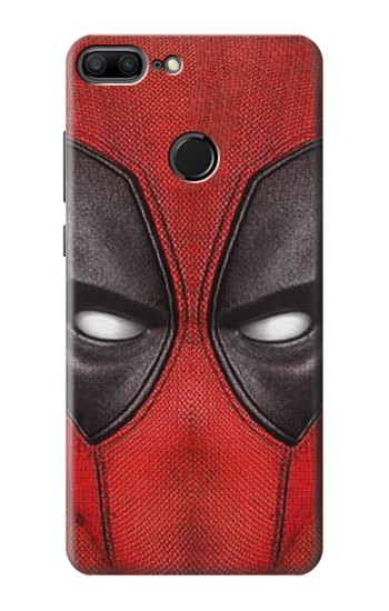 Printed Deadpool Mask Huawei Honor 9 Lite Case