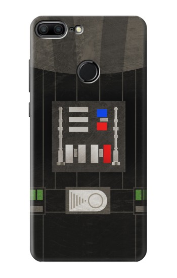 Printed Darth Vader Chest Plate Huawei Honor 9 Lite Case