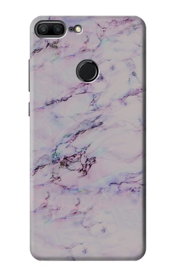 Printed Seamless Pink Marble Huawei Honor 9 Lite Case