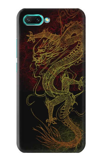 Printed Chinese Dragon Huawei Honor 10 Case