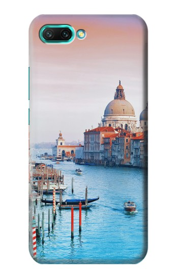 Printed Beauty of Venice Italy Huawei Honor 10 Case