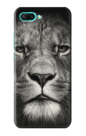 Printed Lion Face Huawei Honor 10 Case