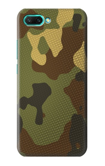 Printed Camo Camouflage Graphic Printed Huawei Honor 10 Case